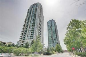 One Bedroom + Den Condo For Lease