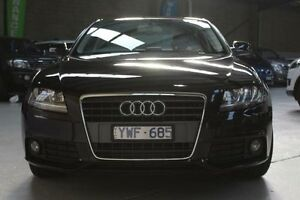 2011 Audi A4 B8 8K Black Constant Variable Sedan Knoxfield Knox Area Preview