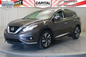 2016 Nissan Murano Leather*Sunroof*Nav*