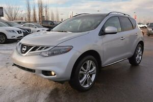 2011 Nissan Murano LE AWD Navigation (GPS),  Leather,  Heated Se