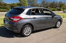 2012 Citroen C4 B7 Seduction Grey 4 Speed Sports Automatic Hatchback Mindarie Wanneroo Area Preview