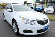 2014 Holden Cruze JH Series II MY14 CD Sportwagon White 6 Speed Sports Automatic Wagon Tottenham Maribyrnong Area Preview