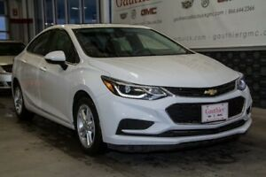 2017 Chevrolet Cruze LT Power Sunroof, Rear Camera, Heated Seats