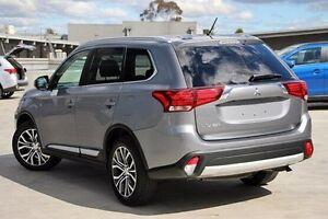 2016 Mitsubishi Outlander Grey Constant Variable Wagon Nunawading Whitehorse Area Preview