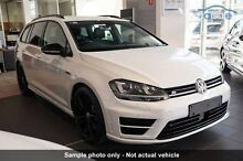 2015 Volkswagen Golf VII MY16 White 6 Speed Sports Automatic Dual Clutch Wagon Hawthorn Mitcham Area Preview