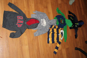 Lot of 5 Hoodies and Sweaters (3T) Roots/GAP