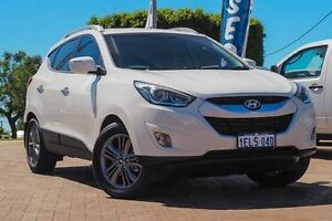 2014 Hyundai ix35 LM3 MY14 Active White 6 Speed Sports Automatic Wagon Embleton Bayswater Area Preview
