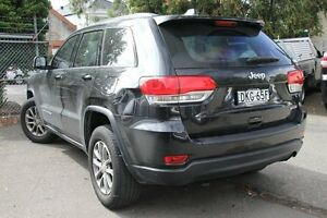 2013 Jeep Grand Cherokee WK MY14 Laredo (4x2) Black 8 Speed Automatic Wagon Mosman Mosman Area Preview