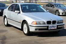 2000 BMW 528I E39 Steptronic Silver 5 Speed Sports Automatic Sedan Heatherton Kingston Area Preview