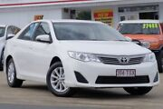 2013 Toyota Camry ASV50R Altise Glacier White 6 Speed Sports Automatic Sedan Woolloongabba Brisbane South West Preview