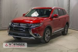 2018 Mitsubishi Outlander GT V6 ALL WHEEL CONT