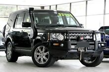 2009 Land Rover Discovery 4 MY10 3.0 SDV6 SE Black 6 Speed Automatic Wagon Roseville Ku-ring-gai Area Preview