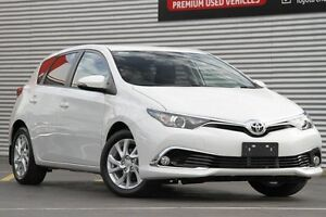 2015 Toyota Corolla ZRE182R Ascent Sport S-CVT Crystal Pearl 7 Speed Constant Variable Hatchback Adelaide CBD Adelaide City Preview