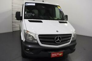 2013 Mercedes-Benz Sprinter NCV3 MY14 316CDI Low Roof MWB 7G-Tronic White Sports Automatic Van