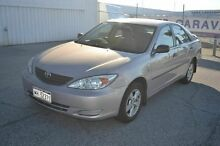 2004 Toyota Camry Altise Gold 4 Speed Automatic Sedan East Rockingham Rockingham Area Preview