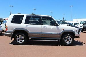 1998 Holden Jackaroo L8 SE White 4 Speed Automatic Wagon Westminster Stirling Area Preview