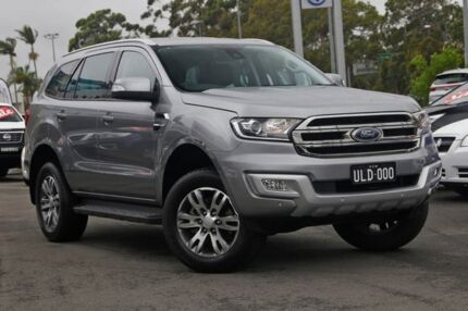 2016 Ford Everest UA Trend RWD Grey 6 Speed Sports Automatic Wagon Sutherland Sutherland Area Preview