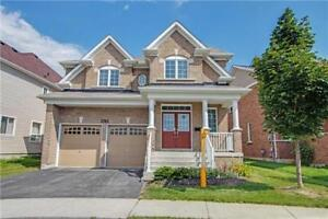 4+1 Bdrm & 5 Wshrm Home with Fin Bsmt FOR RENT in North Oshawa
