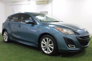 2009 Mazda 3 BL10L1 SP25 Blue 6 Speed Manual Hatchback Moonah Glenorchy Area Preview