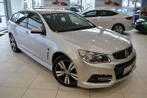 2014 Holden Commodore VF MY14 SV6 Sportwagon Storm Silver 6 Speed Sports Automatic Wagon Mill Park Whittlesea Area Preview
