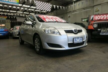 2007 Toyota Corolla ZZE122R MY06 Upgrade Ascent 4 Speed Automatic Sedan Mordialloc Kingston Area Preview