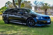 2010 Holden Commodore VE MY10 SS-V Black 6 Speed Automatic Sportswagon Greenfields Mandurah Area Preview
