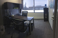 Fully Furnished, Full Service Offices in Downtown Grande Prairie