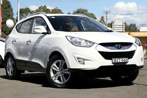 2011 Hyundai ix35 LM MY11 Elite AWD White 6 Speed Sports Automatic Wagon Liverpool Liverpool Area Preview