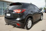 2013 Mazda CX-5 KE1021 MY13 Maxx SKYACTIV-Drive AWD Sport Black 6 Speed Sports Automatic Wagon Cardiff Lake Macquarie Area Preview
