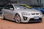 2007 Holden Special Vehicles Clubsport E Series R8 Silver 6 Speed Sports Automatic Sedan Osborne Park Stirling Area Preview