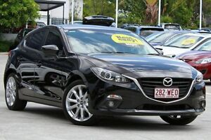 2015 Mazda 3 BM5436 SP25 SKYACTIV-MT Black 6 Speed Manual Hatchback Toowong Brisbane North West Preview