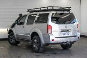 2012 Nissan Pathfinder R51 MY10 Ti 550 Silver 7 Speed Sports Automatic Wagon Victoria Park Victoria Park Area Preview