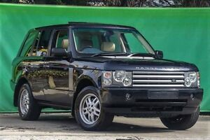 2004 Land Rover Range Rover L322 05MY HSE Blue 5 Speed Automatic Wagon Ringwood East Maroondah Area Preview