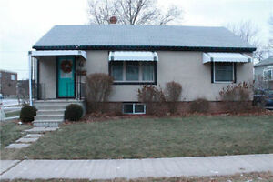 Bright Spacious 4 BR Bungalow For Rent - Available March 1st