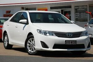 2012 Toyota Camry ASV50R Altise White 6 Speed Sports Automatic Sedan Woolloongabba Brisbane South West Preview
