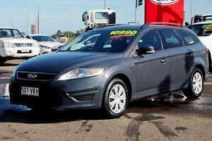 2011 Ford Mondeo MC Zetec Tdci Blue 6 Speed Sports Automatic Wagon Gympie Gympie Area Preview