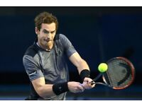 Are you a tennis beginer? Inspired by Murray! Free tennis lessons for begginers