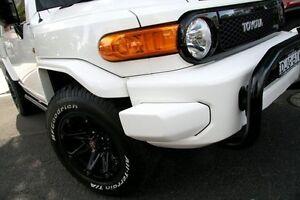2014 Toyota FJ Cruiser GSJ15R MY14 White 5 Speed Automatic Wagon Mosman Mosman Area Preview