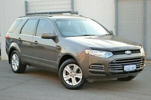 2012 Ford Territory SZ TX Seq Sport Shift Gold 6 Speed Sports Automatic Wagon Woodbridge Swan Area Preview