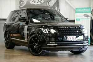 2015 Land Rover Range Rover L405 15.5MY TDV6 Vogue Black 8 Speed Sports Automatic Wagon Albion Brisbane North East Preview