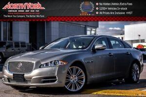 2014 Jaguar  XJL Portfolio |AWD|Sunroof|Nav|Massage|Heat&VtdSea