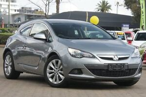 2015 Holden Astra PJ GTC Silver 6 Speed Automatic Hatchback Zetland Inner Sydney Preview