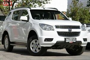 2015 Holden Colorado 7 RG MY15 LT White 6 Speed Sports Automatic Wagon Adelaide CBD Adelaide City Preview