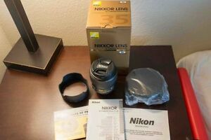 Nikon 35mm f/1.4G Comme Neuf / Like new