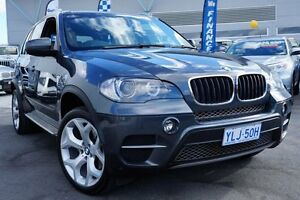 2011 BMW X5 E70 MY11 xDrive30d Steptronic Grey 8 Speed Sports Automatic Wagon Pearce Woden Valley Preview