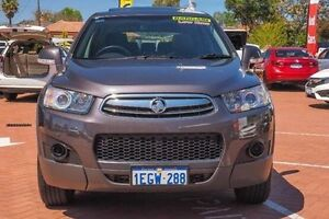 2013 Holden Captiva CG Series II MY12 7 SX Grey 6 Speed Sports Automatic Wagon Myaree Melville Area Preview