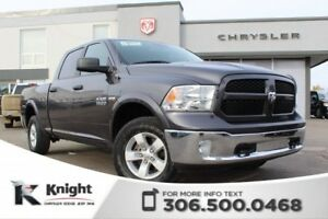 2015 Ram 1500 Outdoorsman - Hemi - 40/20/40 Split Front Bench -