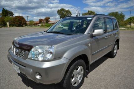 2005 Nissan X-Trail T30 II ST Silver 4 Speed Automatic Wagon Blair Athol Port Adelaide Area Preview