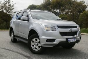 2014 Holden Colorado 7 RG MY14 LT (4x4) Silver 6 Speed Automatic Wagon Hillman Rockingham Area Preview