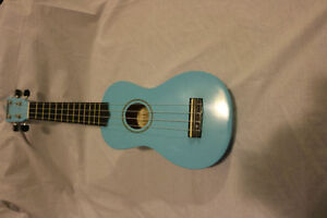 Hamano Ukulele U-30 Light Blue